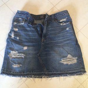 Abercrombie - Denim Skirt 🦋